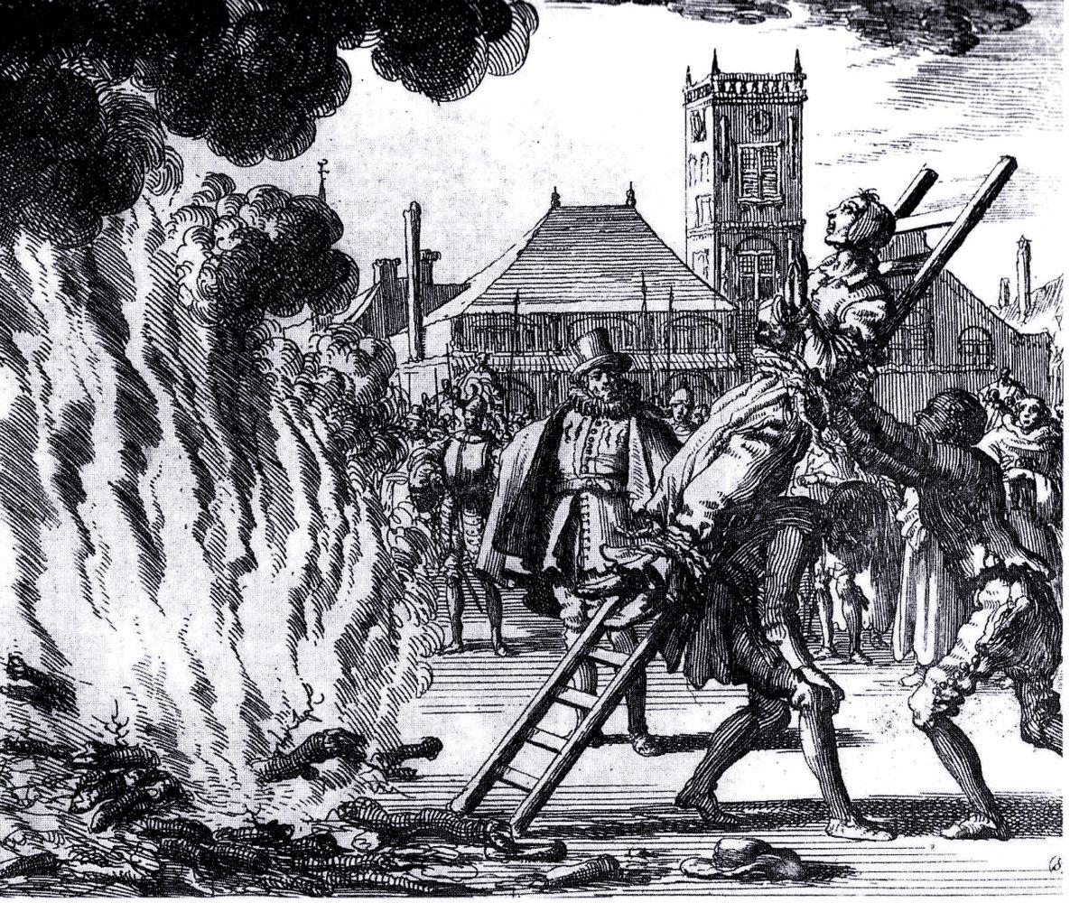 donne perseguitate dagli uomini - donne stregoneria - donne bruciate - inquisizione