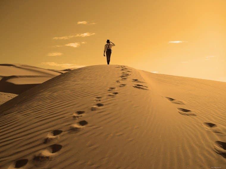 smarrimento, perdersi, solitudine, cammino