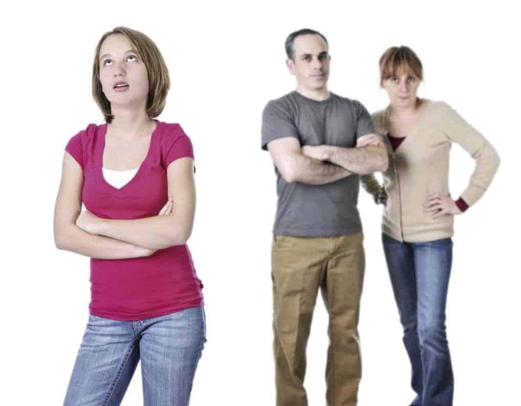 i tuoi familiari possono essere i tuoi peggiori alleanti o amici - i parenti ti ostacolano