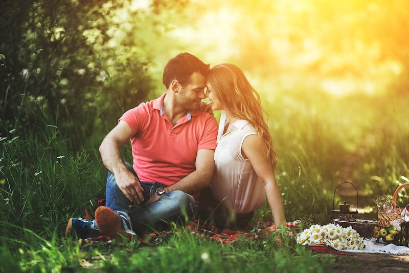 per essere felici in amore bisogna superare la paura di essere rifiutati