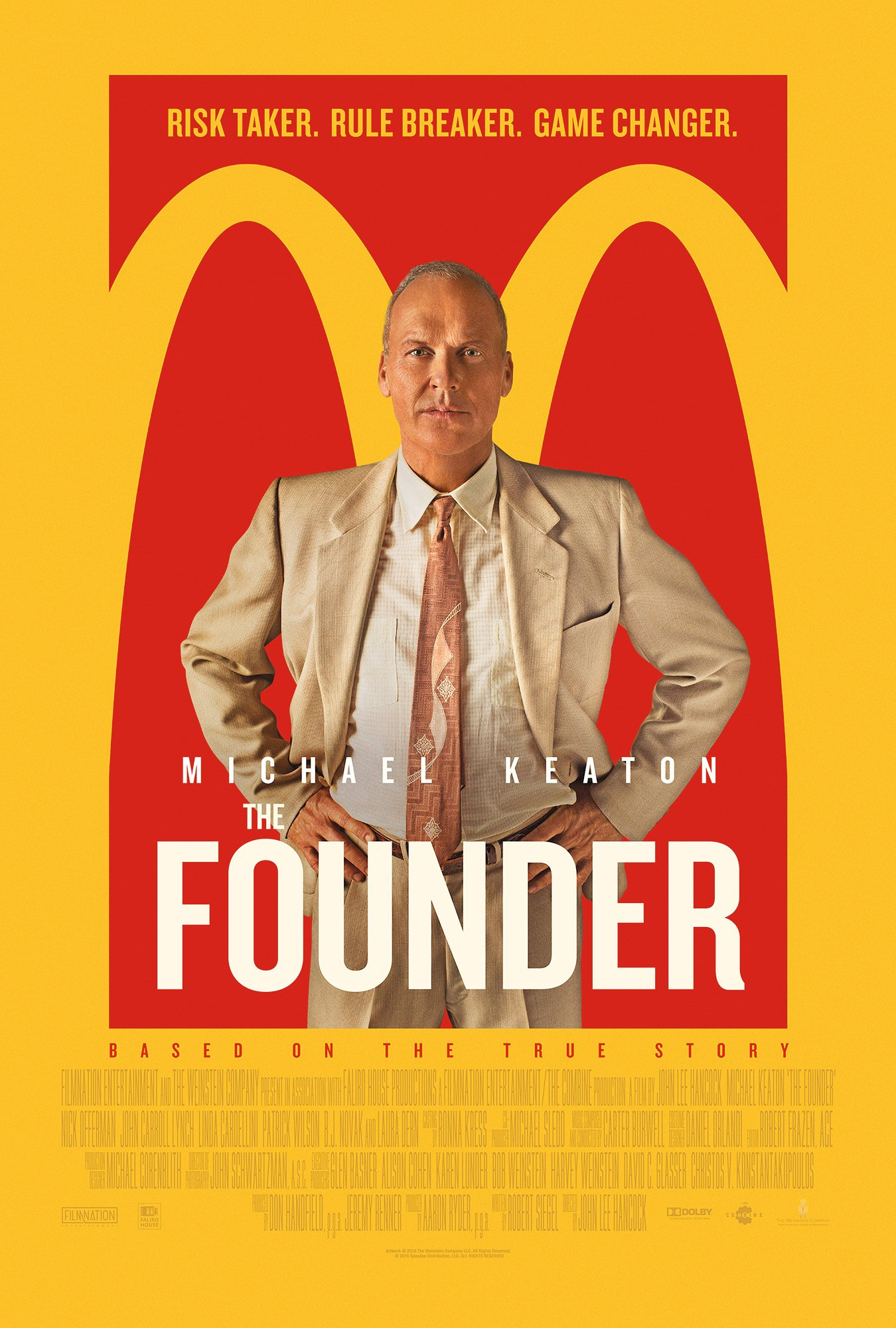 locandina film The Founder