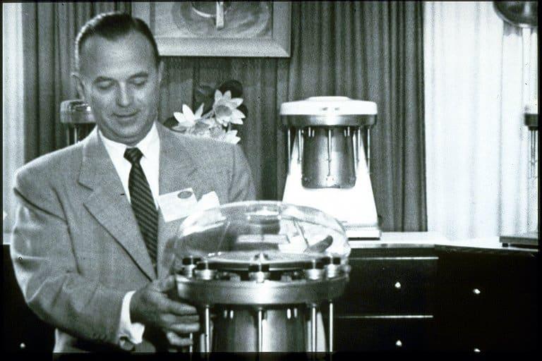 Ray Kroc e il frullatore Multimixer