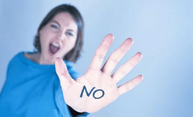 la paura di ricevere un no ci limita e ci blocca