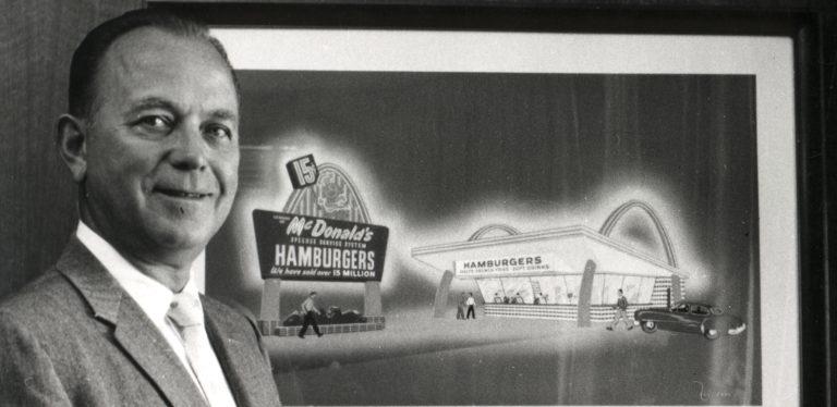 Ray Kroc McDonald's
