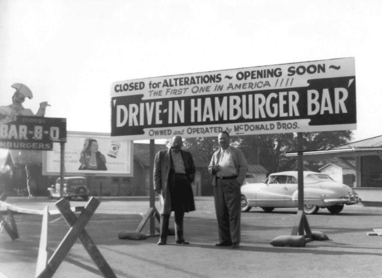 Ray Kroc e McDonald's