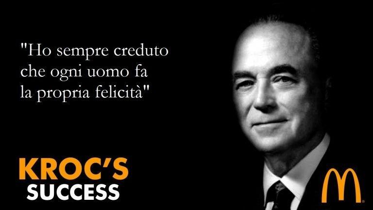 Ray Kroc successo